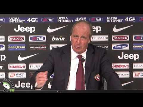 TORINO FC: Ventura post Juventus