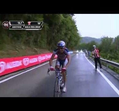 Giro d'Italia 2015 Stage 12 Tappa 12 highlights