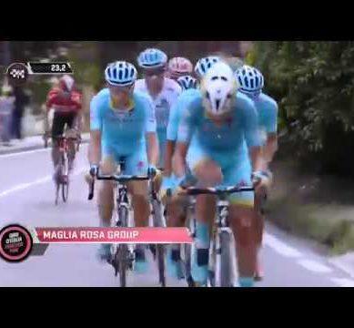 Giro d'Italia 2015 Stage 15 Tappa 15 highlights