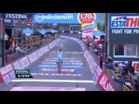 Giro d'Italia 2015 Stage 20 Tappa 20 highlights