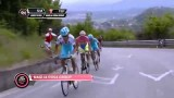 Giro d'Italia 2015: Stage 9 / Tappa 9 highlights