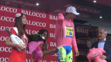 Giro d'Italia 2015 Stage 7 Diego Ulissi post race interview