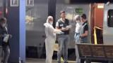 Spari sul treno Amsterdam-Parigi, due americani evitano strage