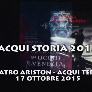 Acqui Storia 2015