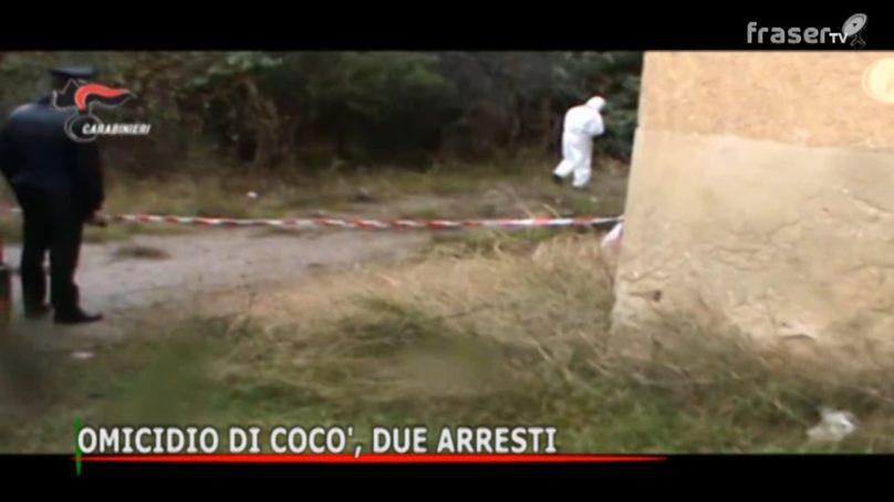 Omicidio di Cocò, 2 arresti