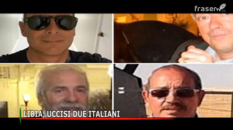 Libia, uccisi due italiani