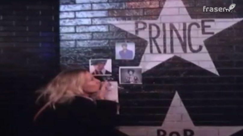 Prince, tributo planetario