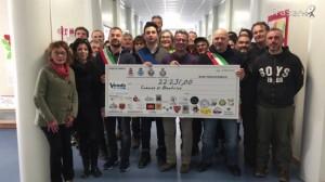 Casale Monferrato: La solidarietà del Monferrato per il Centro Italia