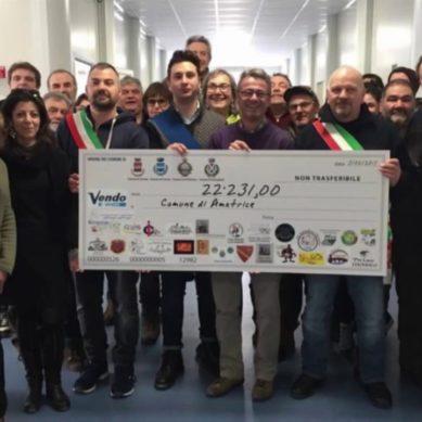 Casale Monferrato La solidarieta del Monferrato per il Centro Italia