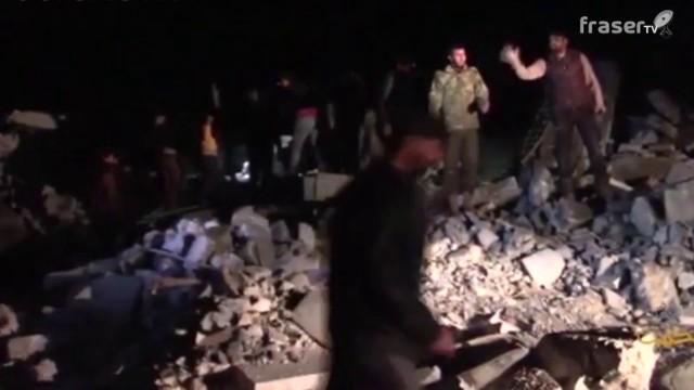 Siria: Washington conferma bombardamento anti al Quaeda