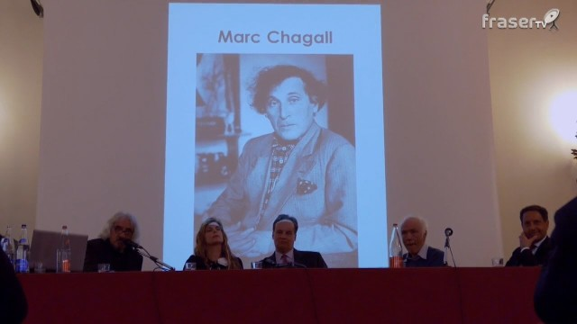 Acqui news, presentazione mostra Marc Chagall..video