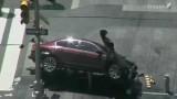 NEW YORK, auto sulla folla a Times Square: non è terrorismo