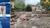 Ultimi aggiornamenti sul nubifragio a Livorno e sul terremoto in Messico