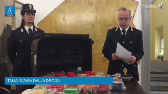 La cronaca del 12.10.2017..in 60 sec.  Video