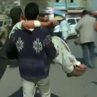 Massacro a Kabul: decine di morti in un attentato…..VIDEO