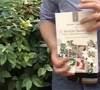 Tortona, presentazione del libro di Simone Tedeschi….Il Partito Democratico.