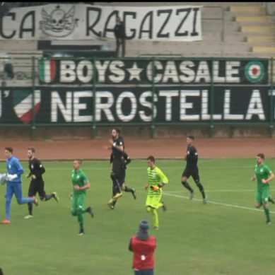 highlights..Casale FBC vs Fezzanese 2 – 1