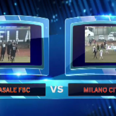 Highlights  Fbc Casale  vs Milano City