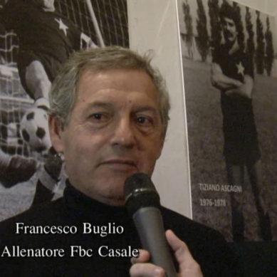 Il post partita di Fbc Casale vs Milano City con i commenti di Mister Buglio e del portiere Fontana.
