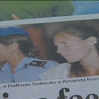 Italia condannata per aver violato i diritti di Amanda Knox