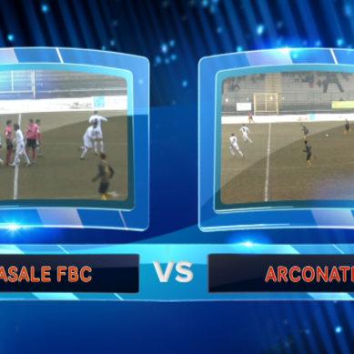 Highlights….Casale Fbc vs GS Arconatese  0 – 2