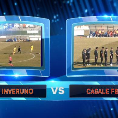 Highlights….U.S Inveruno vs Casale Fbc 1 – 0