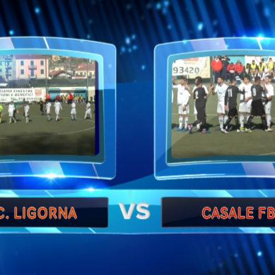 Highlights…..S.C.D Ligorna vs Casale Fbc 1 -1