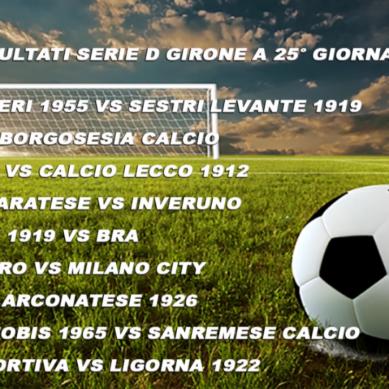 Parliamo Di calcio del 27.02.2019….il calcio dilettantistico della provincia di Alessandria
