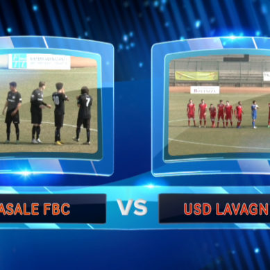 Highlights…..Casale Fbc vs U.S.D Lavagnese 1 – 1