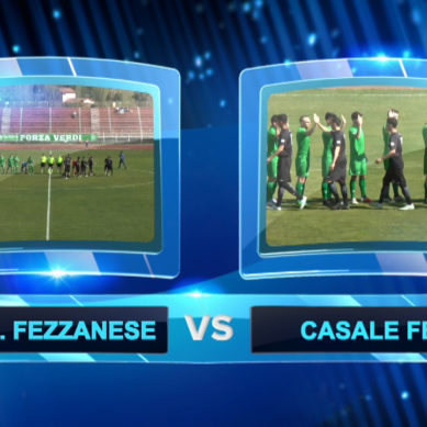 Highlights….U.s. Fezzanese  vs  Casale Fbc   1 – 1