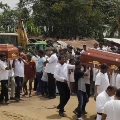 Sri Lanka  l'intelligence sapeva