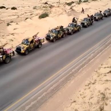 Libia: Tripoli nel mirino del Generale Haftar. Tentativo diplomatico dell'ONU
