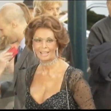 Auguri a Sophia Loren, icona del cinema italiano