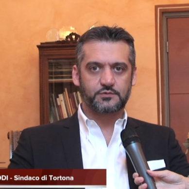 Tortona, il Sindaco F. Chiodi, commenta i suoi primi 100 giorni
